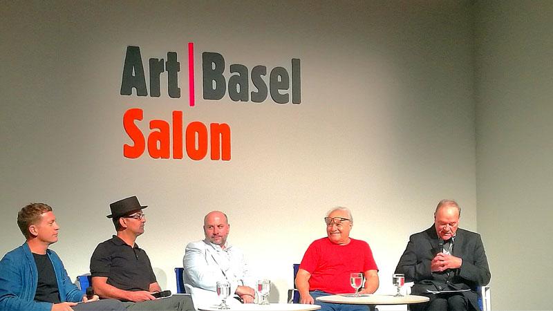 Estado da arte artecapital net for Salon diskret basel