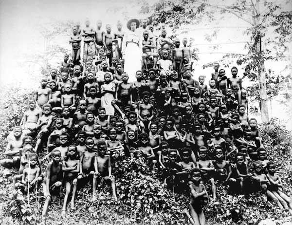 King leopold ii genocide